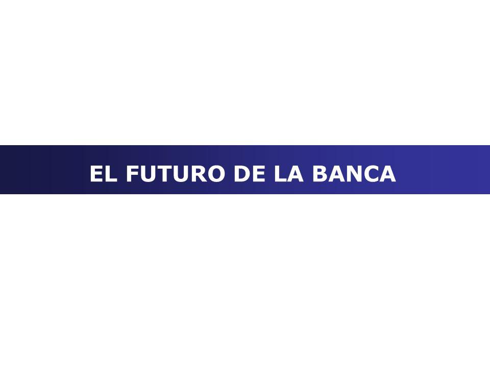 EL FUTURO DE LA BANCA