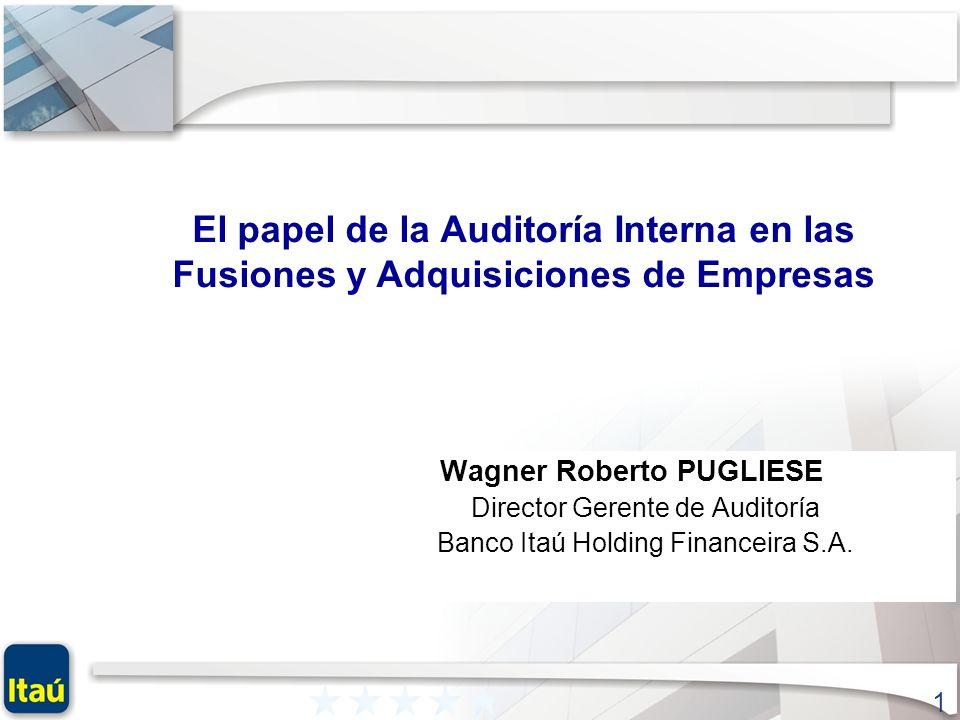 El papel de la Auditoría Interna en las