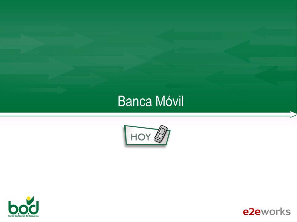 Banca Móvil