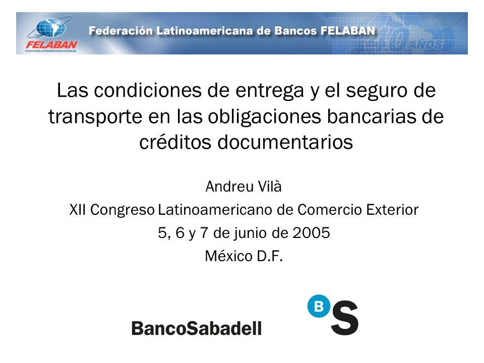 XII Congreso Latinoamericano de Comercio Exterior