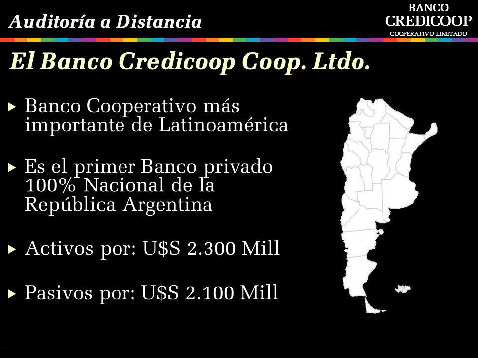 El Banco Credicoop Coop. Ltdo.