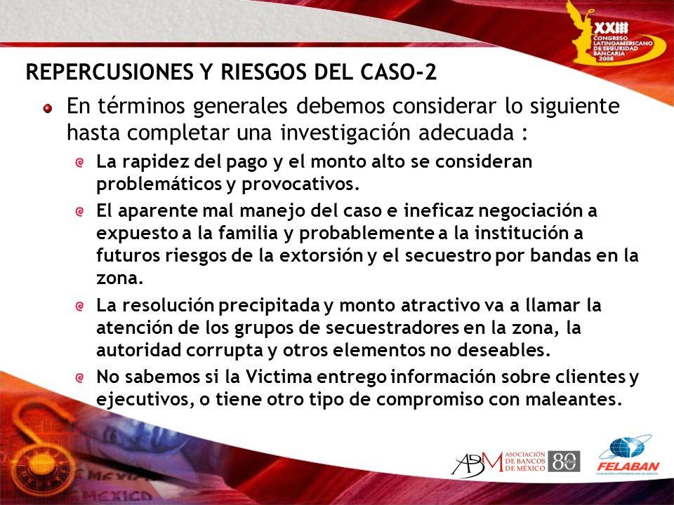 REPERCUSIONES Y RIESGOS DEL CASO-2