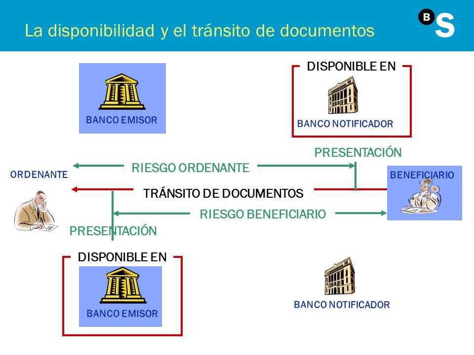 La disponibilidad y el tránsito de documentos
