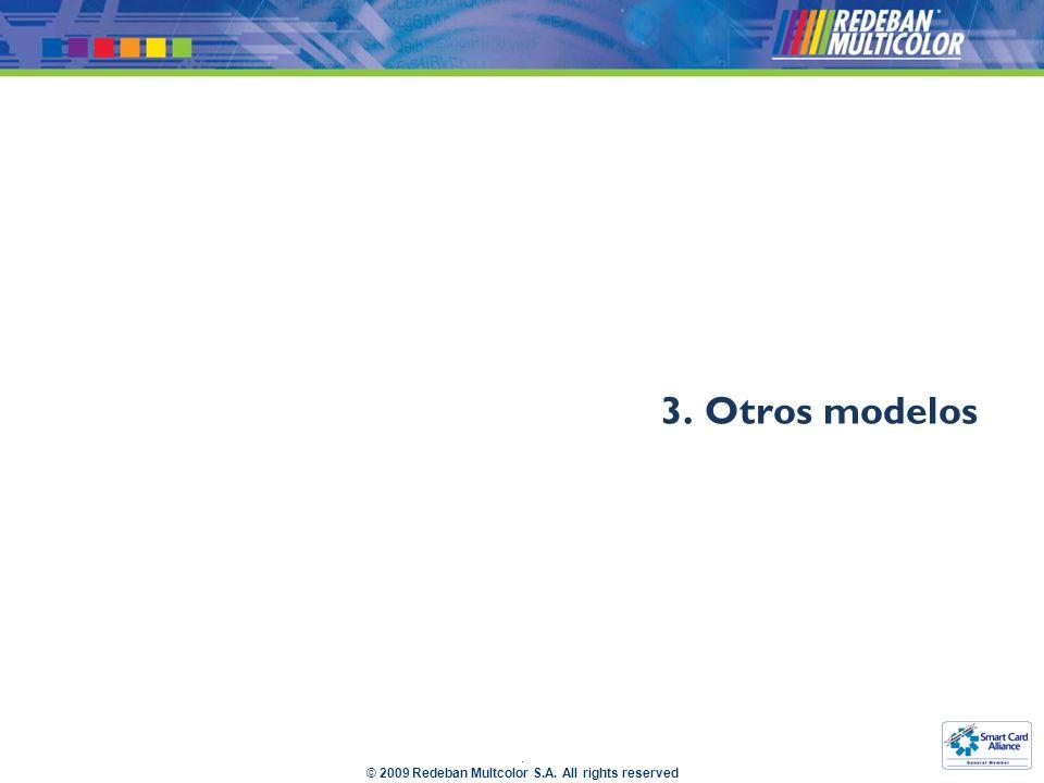 3. Otros modelos