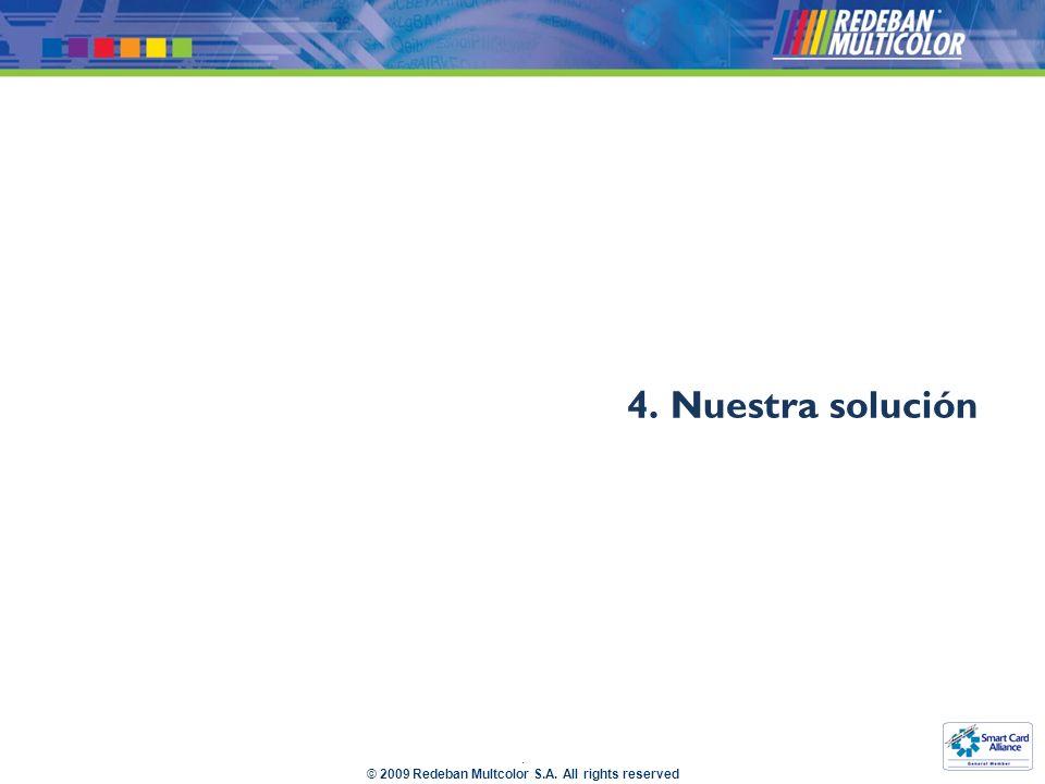 4. Nuestra solución