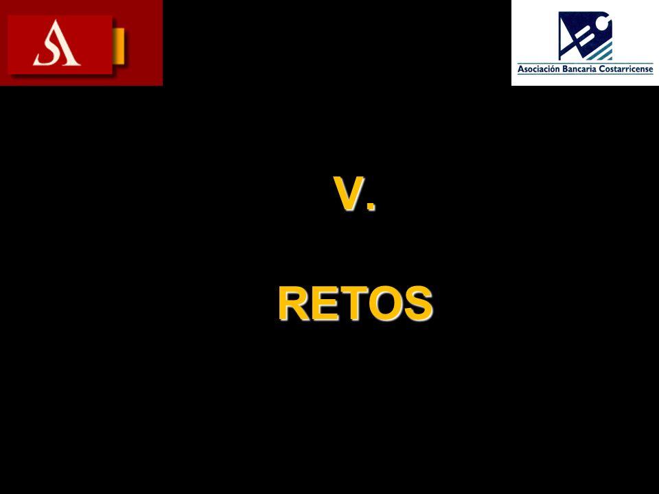 V. RETOS