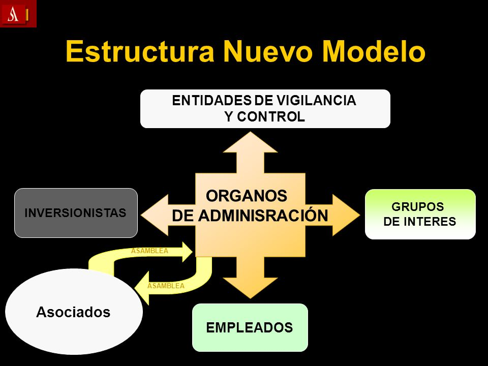 Estructura Nuevo Modelo