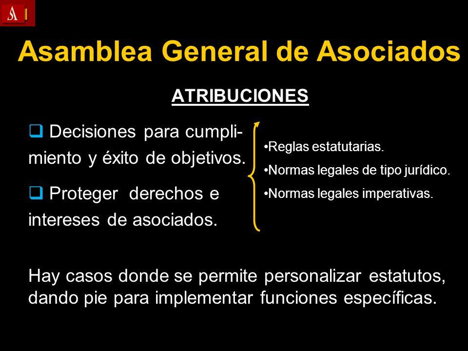 Asamblea General de Asociados