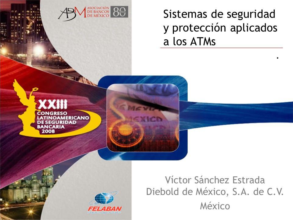 Sistemas de seguridad y protección aplicados a los ATMs