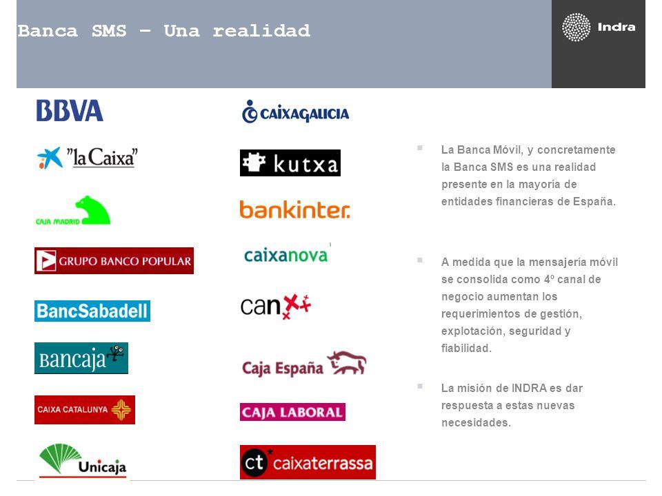 Banca SMS – Una realidad