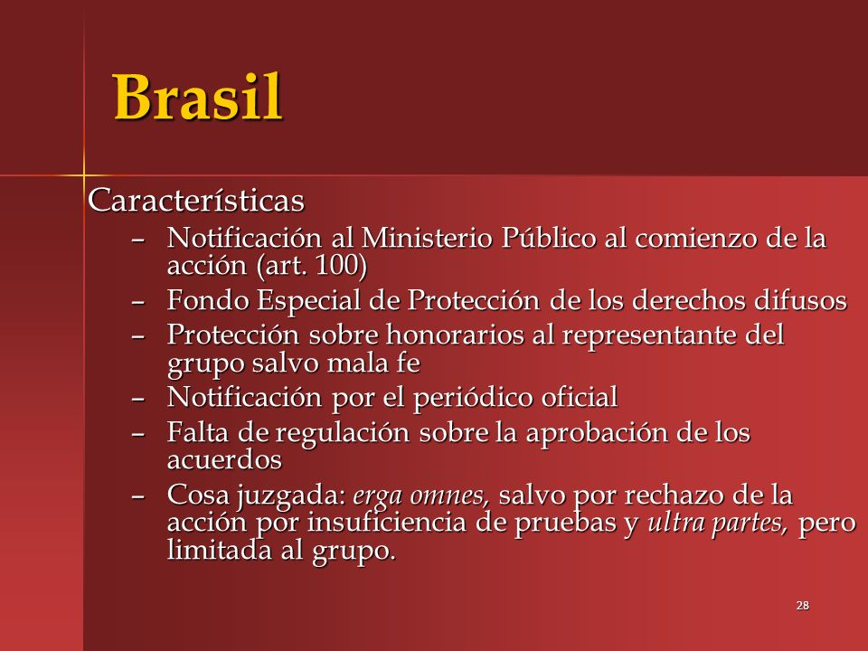 Brasil Características