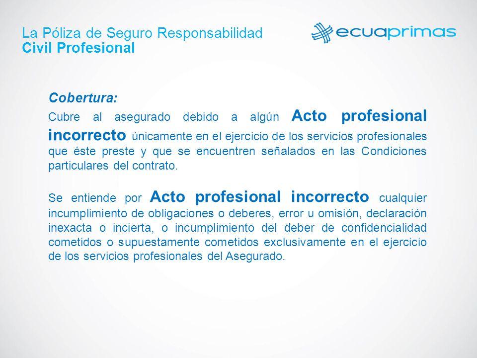 Introducci n al seguro de responsabilidad civil ppt for Seguro responsabilidad civil autonomos obligatorio
