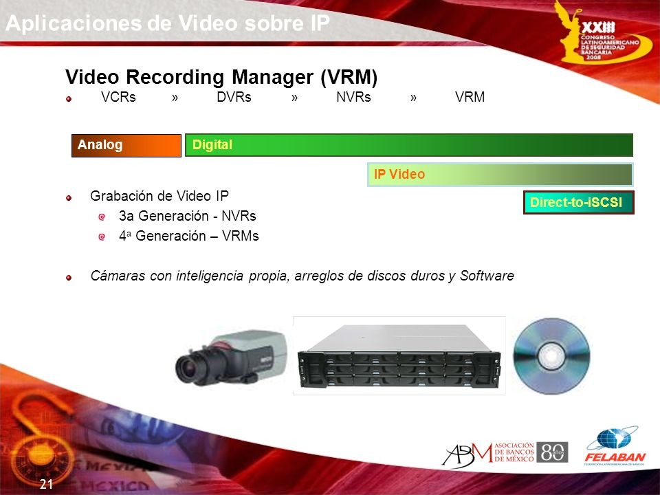 Video Recording Manager (VRM)