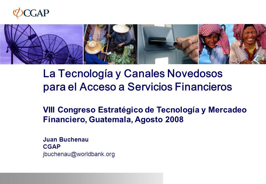 para el Acceso a Servicios Financieros