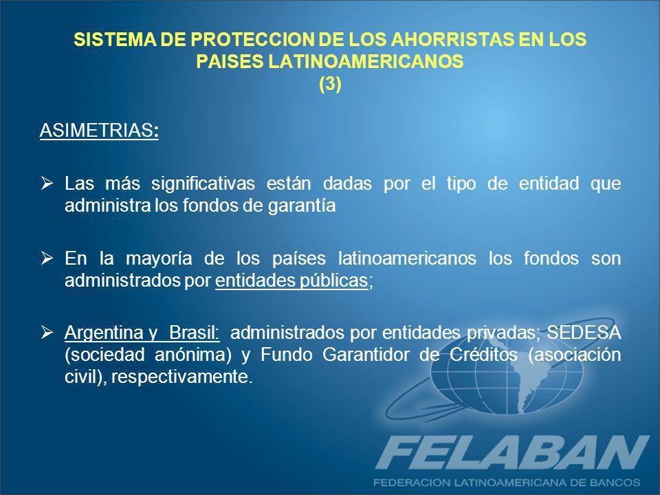 SISTEMA DE PROTECCION DE LOS AHORRISTAS EN LOS PAISES LATINOAMERICANOS (3)