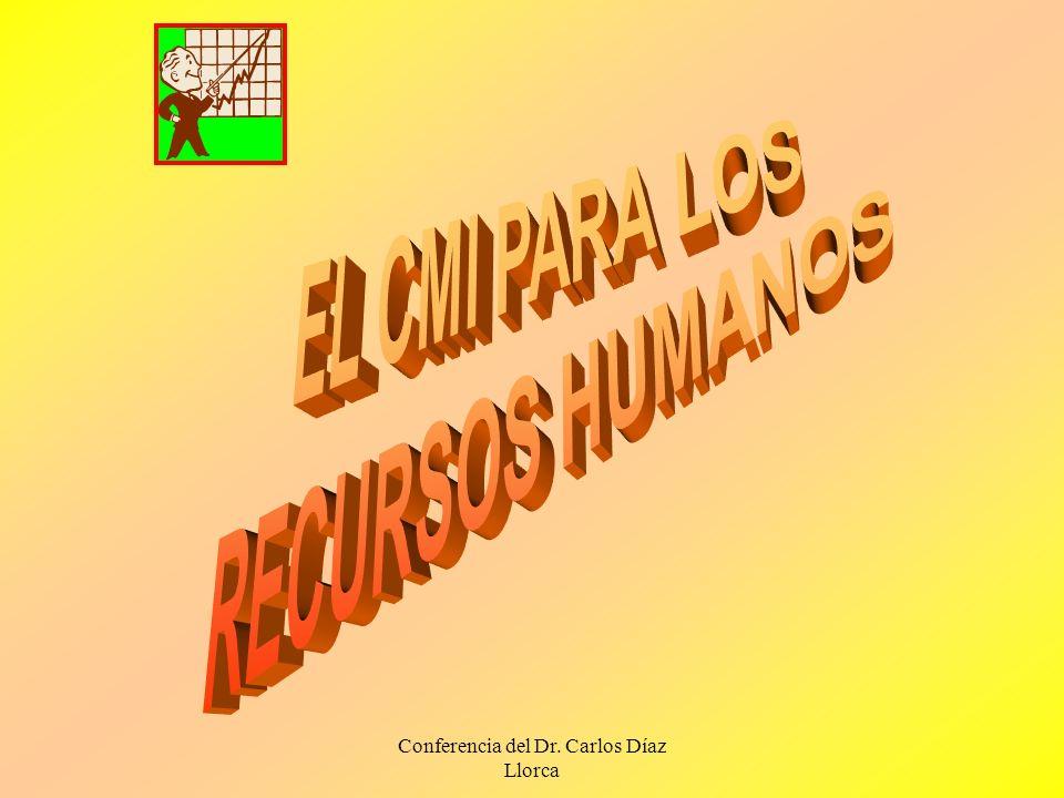 Conferencia del Dr. Carlos Díaz Llorca