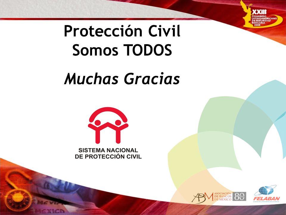 Protección Civil Somos TODOS