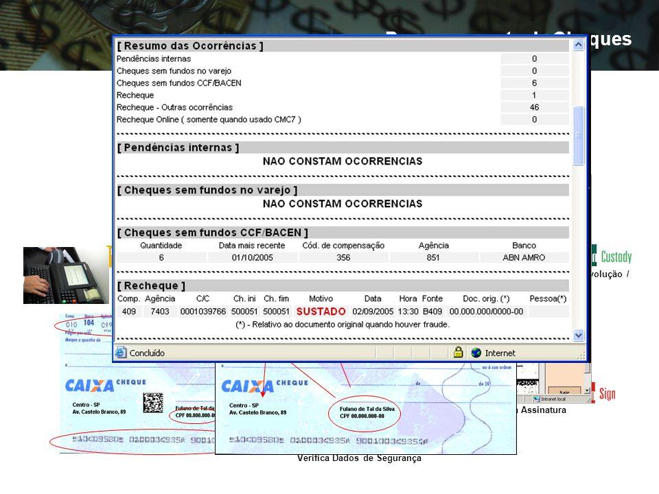Processamento de Cheques