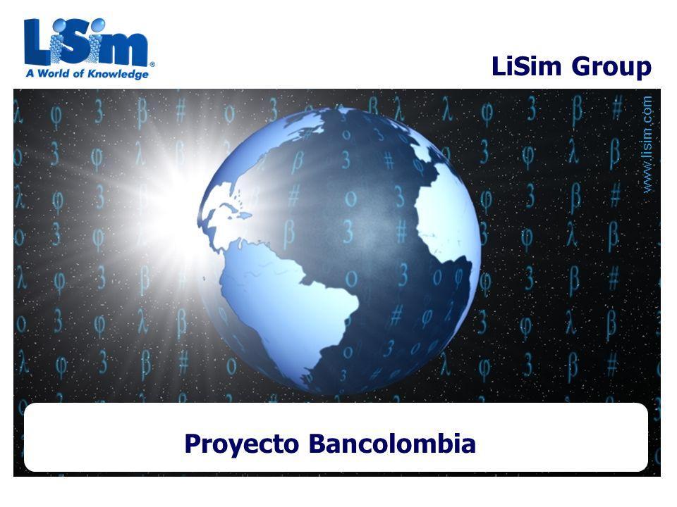 LiSim Group Proyecto Bancolombia