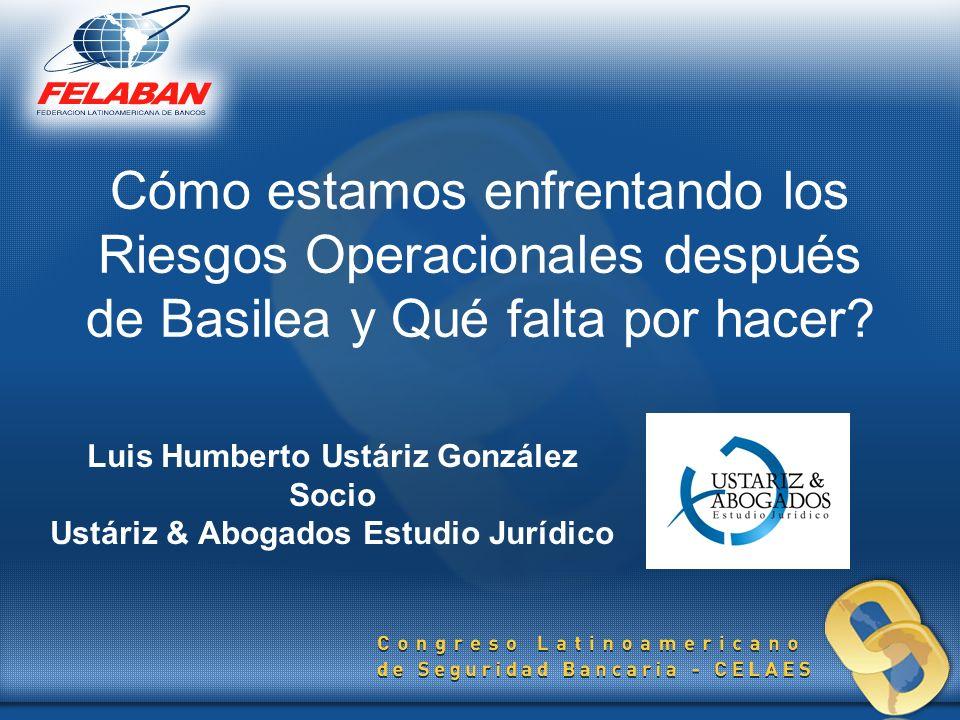 Luis Humberto Ustáriz González Ustáriz & Abogados Estudio Jurídico