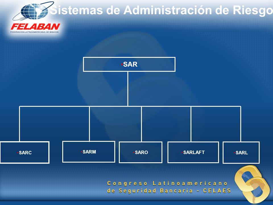 Sistemas de Administración de Riesgos
