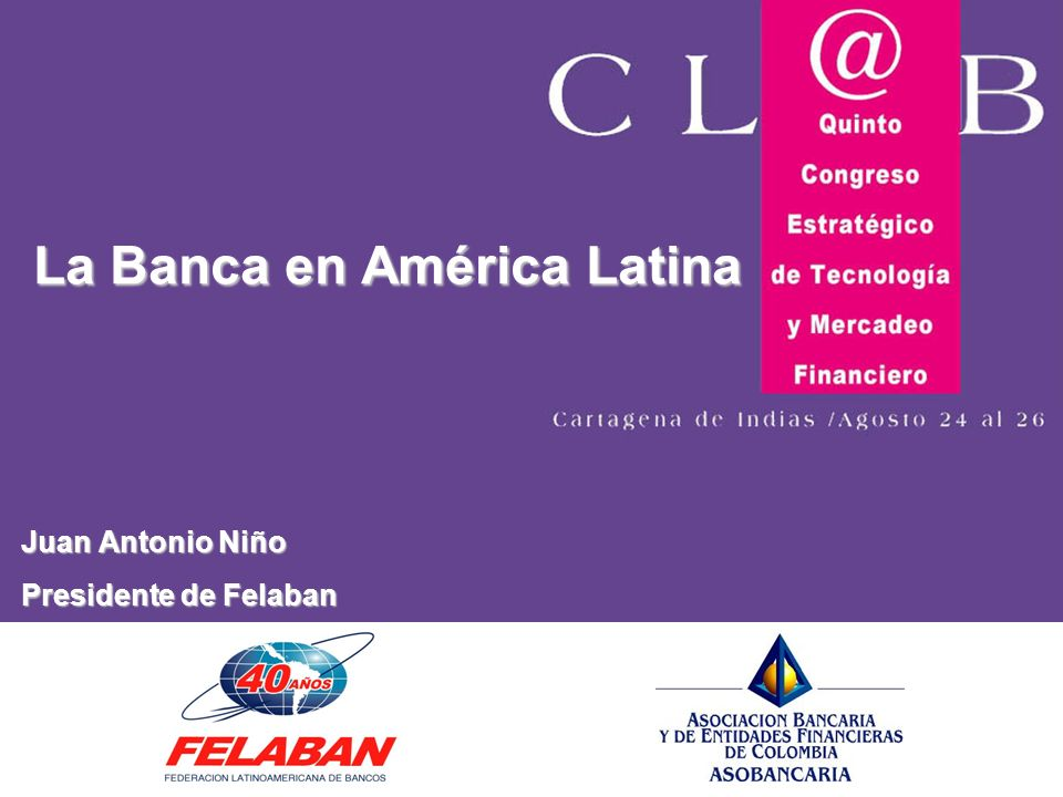 La Banca en América Latina