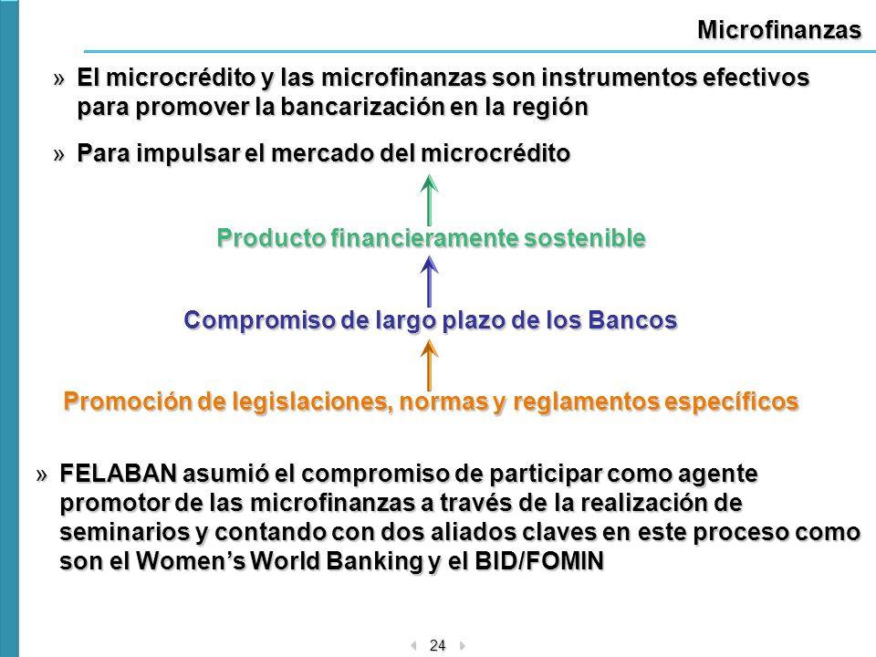 Para impulsar el mercado del microcrédito
