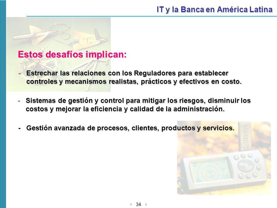 IT y la Banca en América Latina