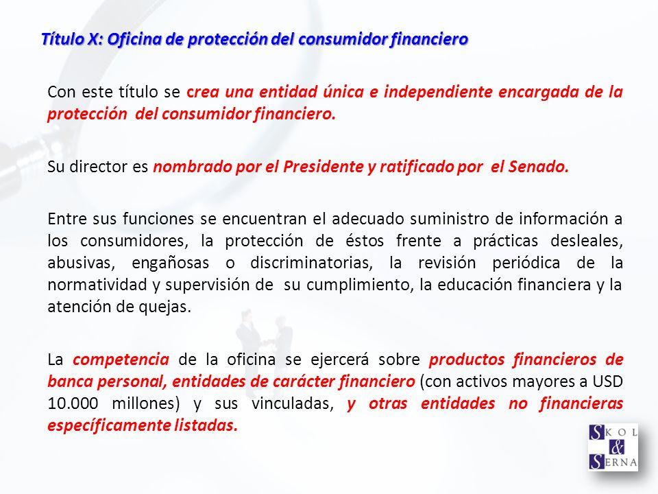 Nuevas tendencias en materia de protecci n de los for Tlf oficina del consumidor