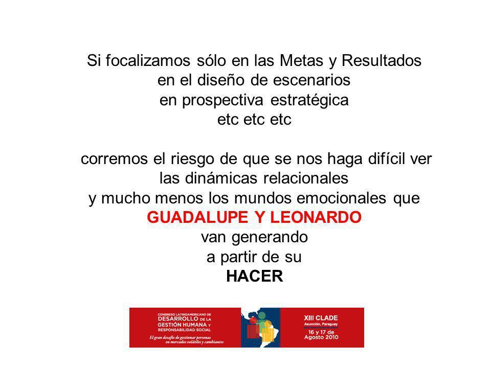 GUADALUPE Y LEONARDO HACER