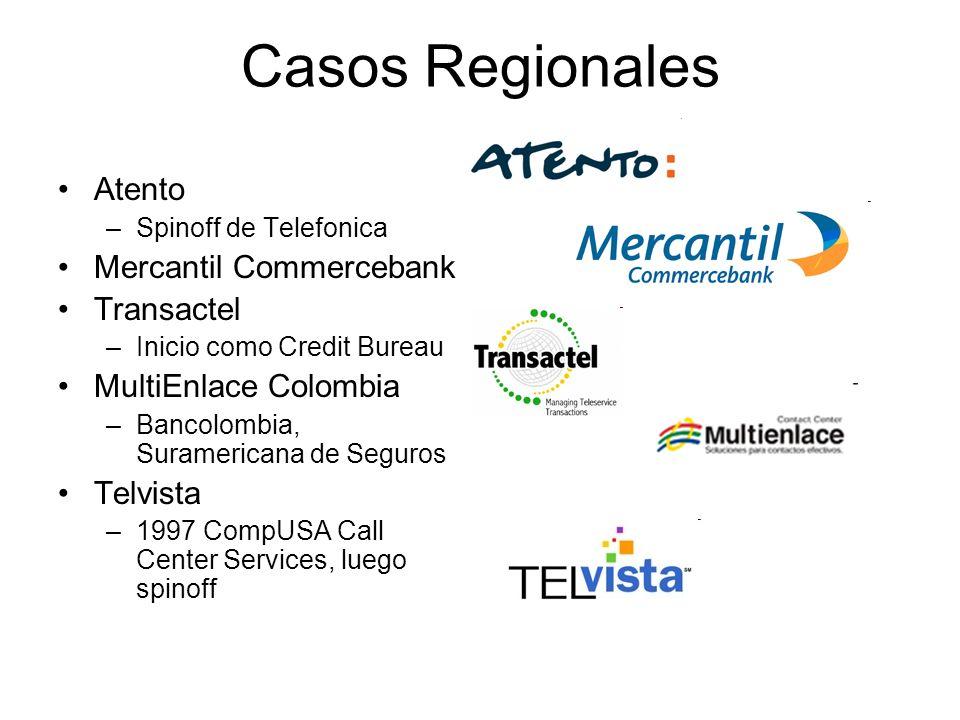 Casos Regionales Atento Mercantil Commercebank Transactel