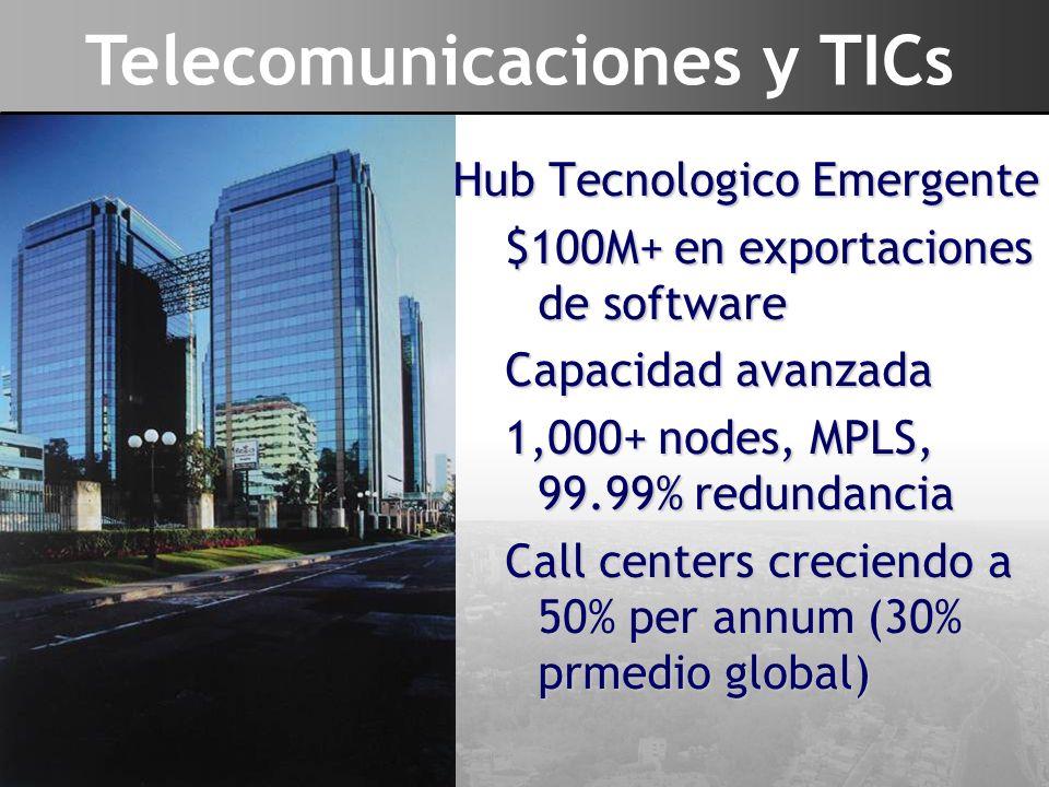 Telecomunicaciones y TICs