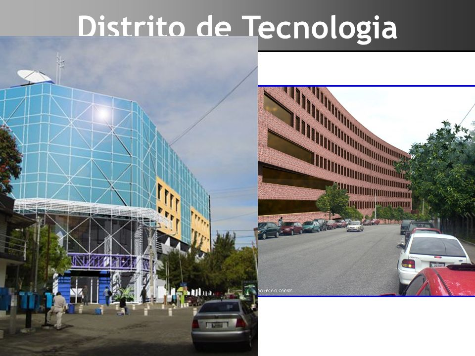 Distrito de Tecnologia