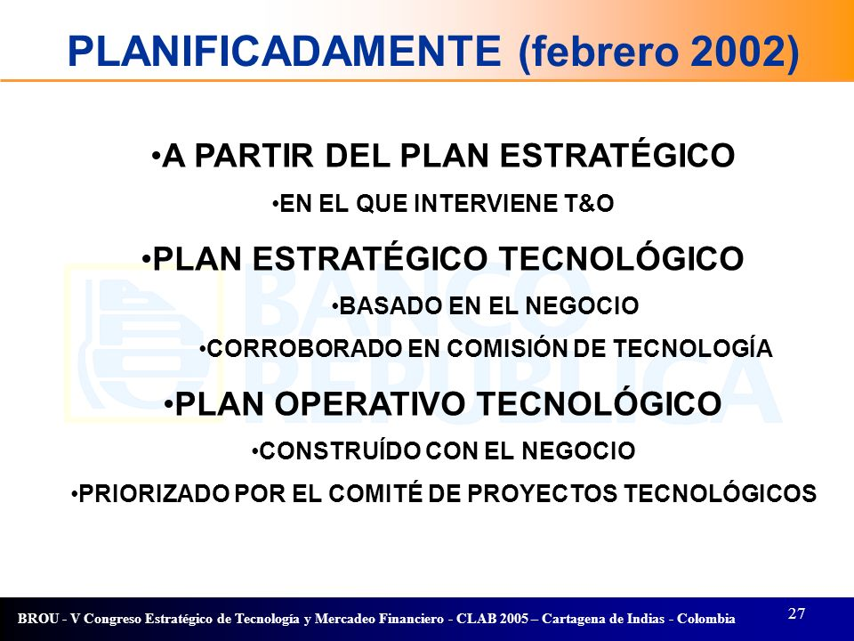 PLANIFICADAMENTE (febrero 2002)
