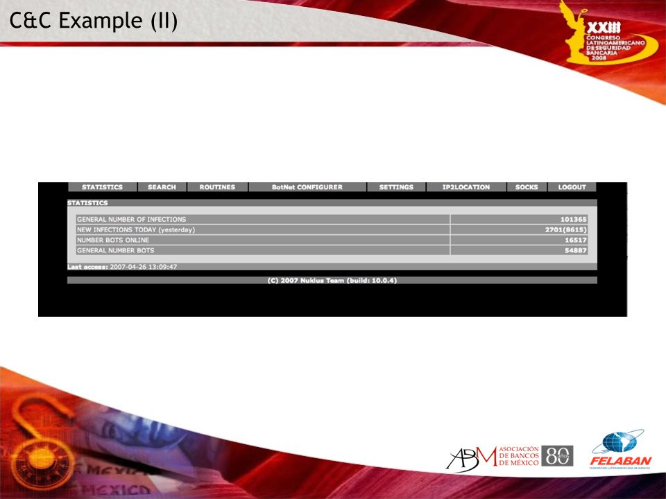C&C Example (II)