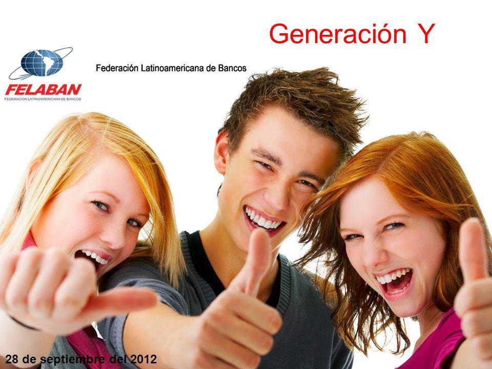 Generación Y 28 de septiembre del 2012