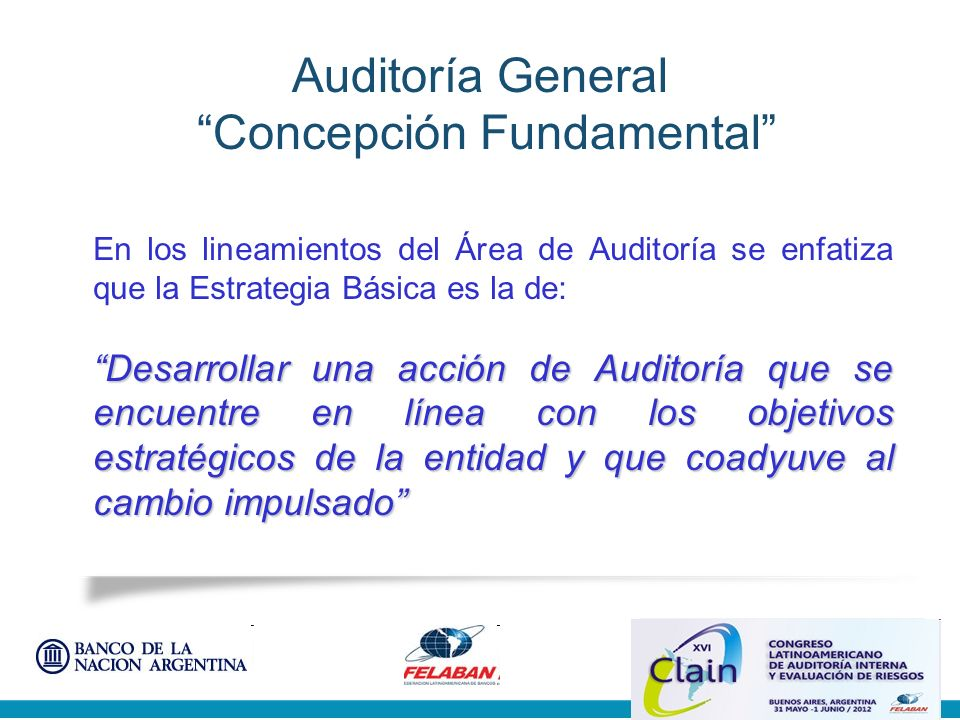 Concepción Fundamental