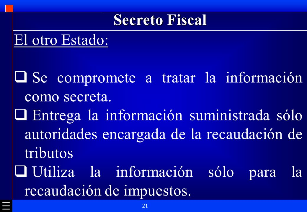 Se compromete a tratar la información como secreta.