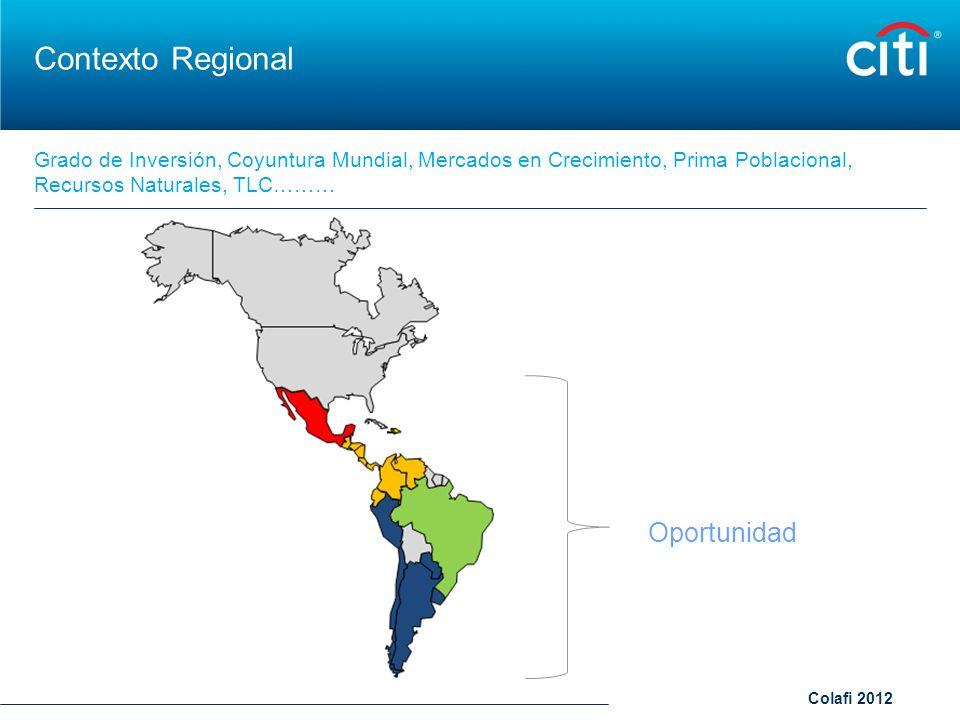 Contexto Regional Oportunidad