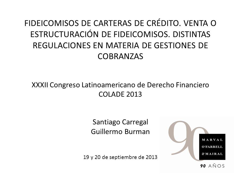 XXXII Congreso Latinoamericano de Derecho Financiero