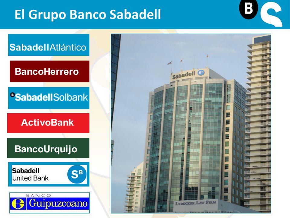El Grupo Banco Sabadell