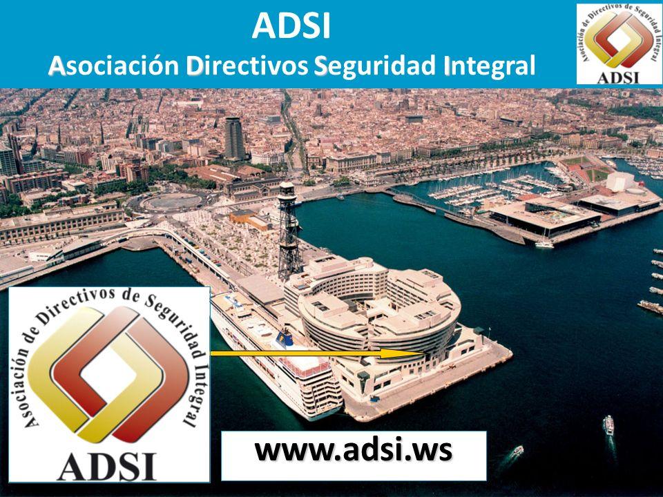 Asociación Directivos Seguridad Integral