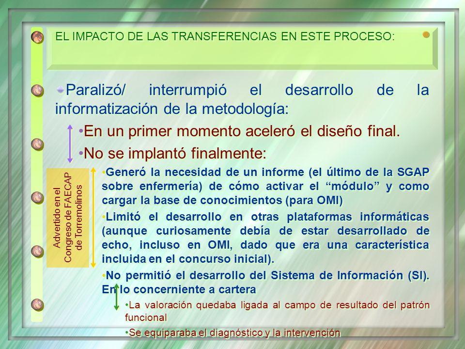 Advertido en el Congreso de FAECAP de Torremolinos