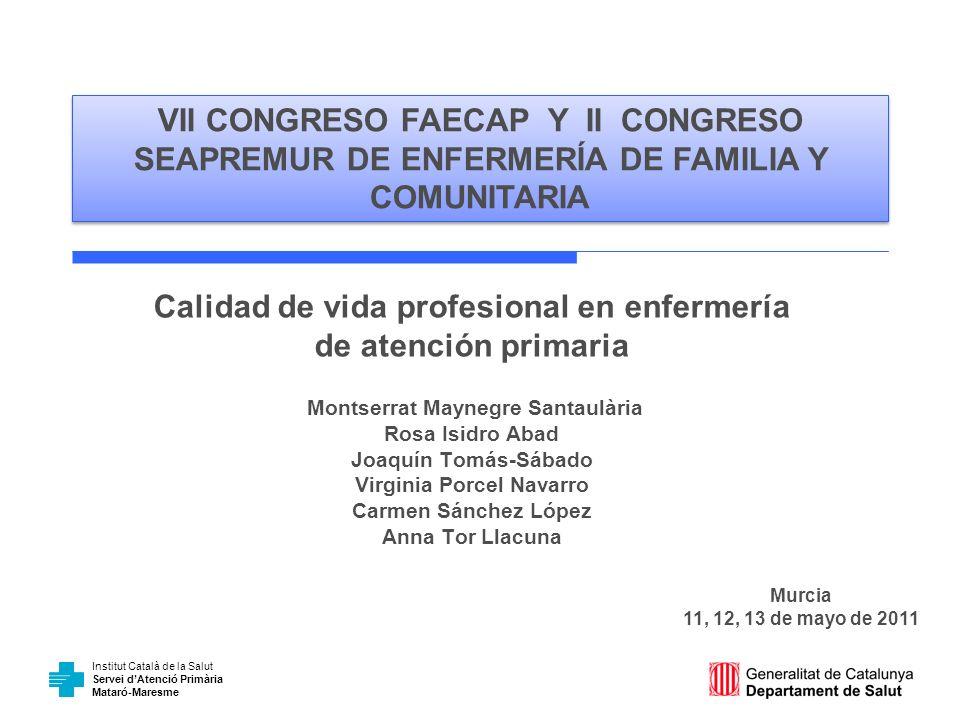 VII CONGRESO FAECAP Y II CONGRESO SEAPREMUR DE ENFERMERÍA DE FAMILIA Y COMUNITARIA