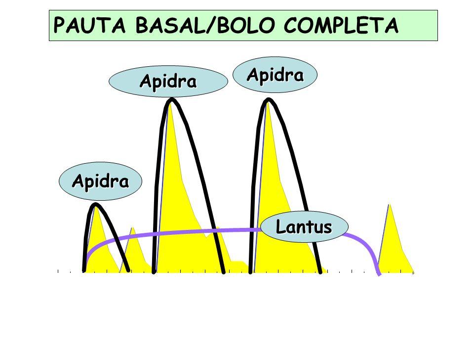 PAUTA BASAL/BOLO COMPLETA