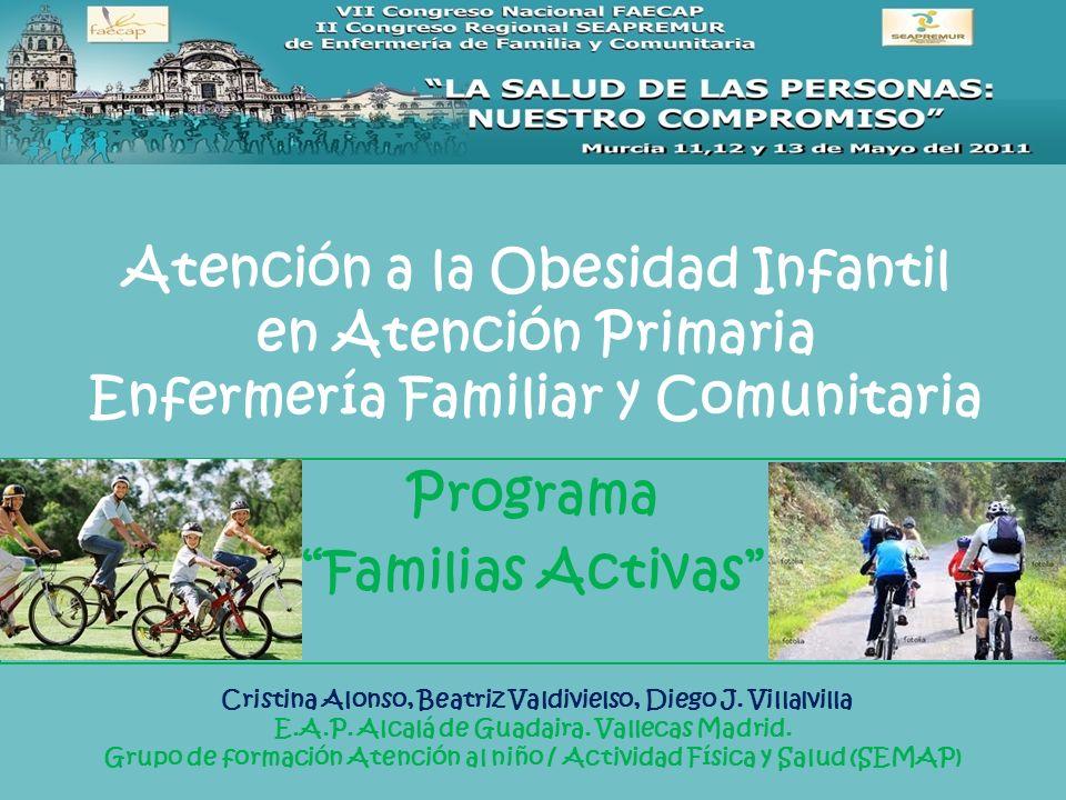 Programa Familias Activas