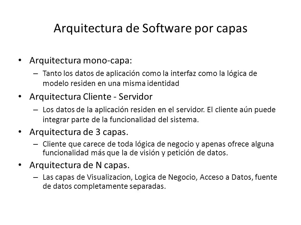 Simulador redes nombres etc ppt descargar for Arquitectura de capas software