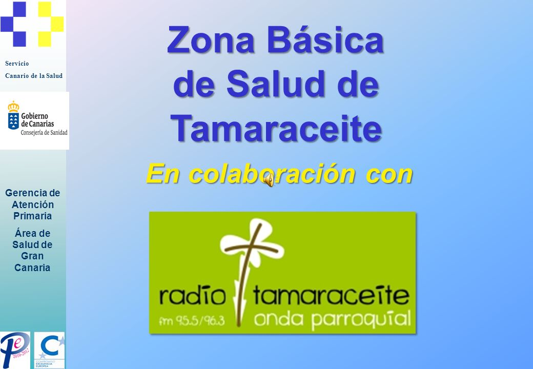 Zona Básica de Salud de Tamaraceite