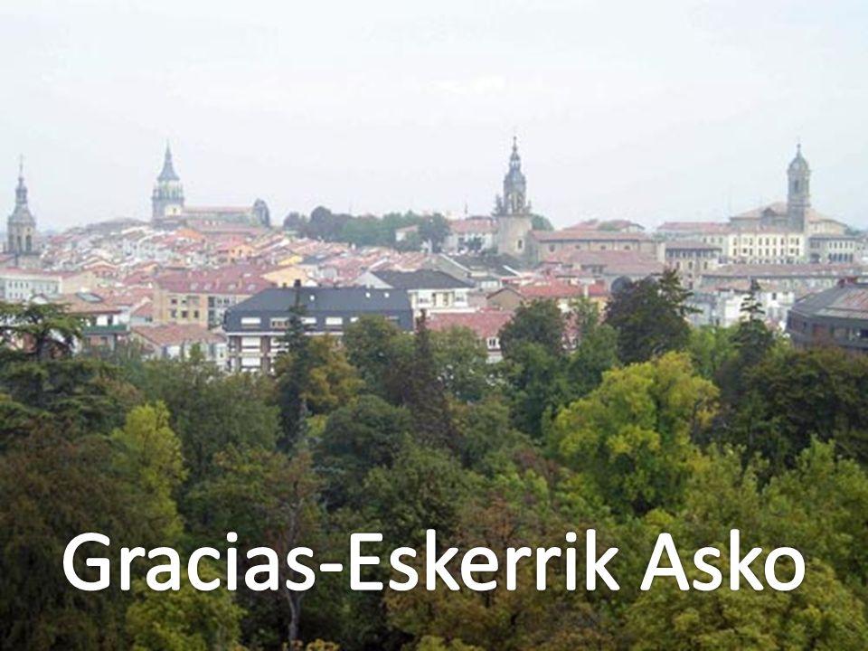 Gracias-Eskerrik Asko