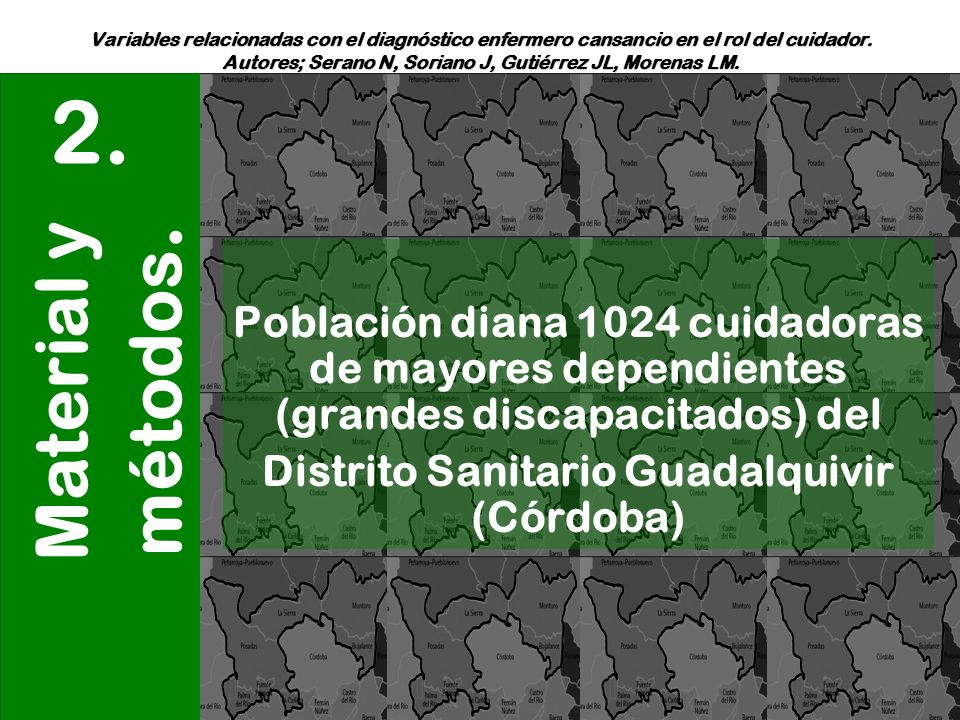 Distrito Sanitario Guadalquivir (Córdoba)